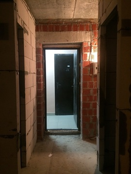 1-комнатная квартира в эко-городе Новое Ступино под отделку. - Фото 3