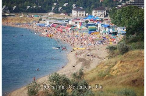 Дача у моря. пляж толстяк. - Фото 1