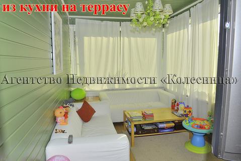 Ворсино. Меблированный дом с отдельнстоящ. гостевым домом-баней в лесу - Фото 5