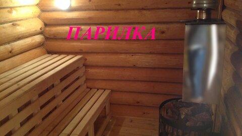 Коттедж 200 кв.м. с гаражом, баней, беседкой и др. хоз.постройками - Фото 4