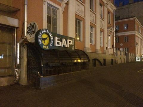 Помещение бывшего ресторана 367 м2. Москва, Новинский б-р д.11 - Фото 1