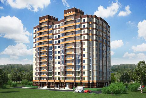 Продается 1 к.кв. 43 кв.м. в ЖК Янинский каскад-4 на 7 этаже в Янино-1 - Фото 1