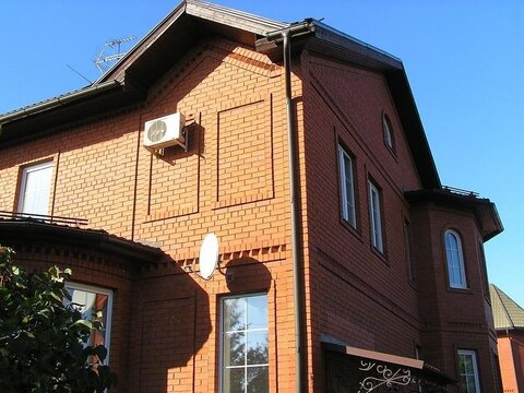 Дом 460 кв.м, Участок 15 сот. , Минское ш, 15 км. от МКАД. - Фото 1