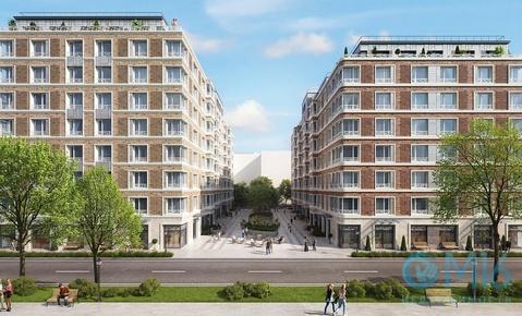 Продажа 1-комнатной квартиры, 52.83 м2 - Фото 3