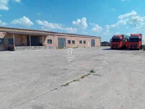 Продам складской комплекс 1000 кв.м. с площадкой 4500 кв.м. в п. . - Фото 5
