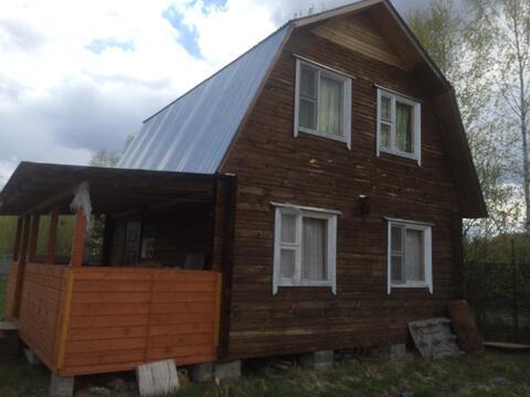 2-этажный жилой дом в СНТ Киржачского района - Фото 1