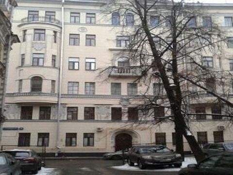 Продажа квартиры, м. Красные ворота, Большой Харитоновский переулок - Фото 1