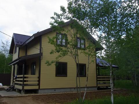 Дачный дом 140 кв.м. - Фото 1