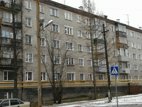 Продажа 4-комнатной квартиры, 73.4 м2, Комсомольская, д. 13а, к. . - Фото 1