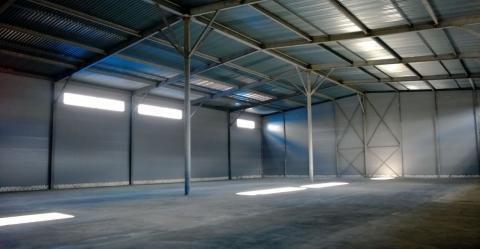 Cкладское помещение 1500 м2в здании класса a - Фото 2