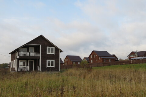 Дом 150 м2, Газ, 15 соток, д. Площево - Фото 2