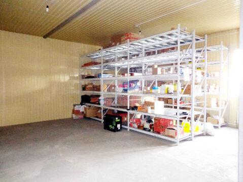 Отапливаемый склад 1644 кв.м. в Батайске - Фото 3