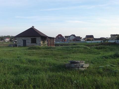 Участок с фундаментом Новосадовый - Фото 1