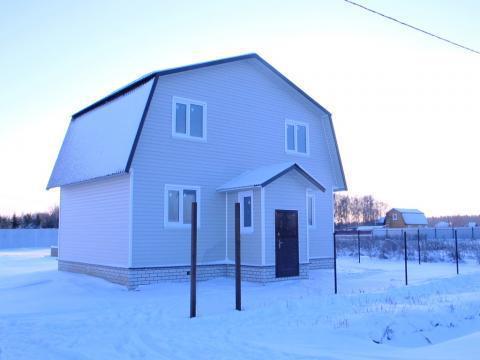Продам новый дом в д.Финеево - Фото 2