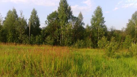 Продаётся участок д. Загорье г. Солнечногорск - Фото 2