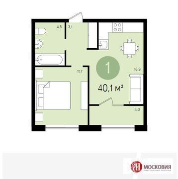 Продажа 1-комнатной квартиры в г. Видное - Фото 2