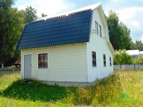 Деревенский дом с баней - 90 км Щелковское шоссе - д.Финеево - Фото 5