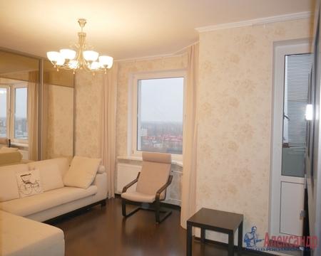 208863 (48) просторная квартира в центре всеволожска