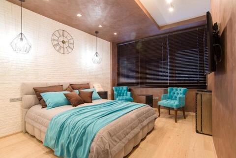 Сдается трехкомнатная квартира в новом доме ЖК Крыловъ