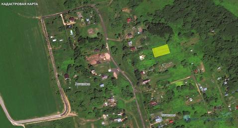 Оформленный земельный участок 15 сот. в д.Пашково Волоколамского р-на - Фото 2
