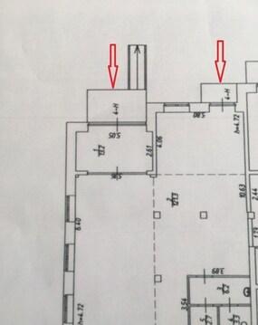 Сдается помещение 146м2, на 1эт нового дома в пос.Новоселье - Фото 2