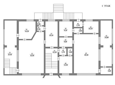 Офис в аренду от 10 кв.м, м2/год - Фото 3