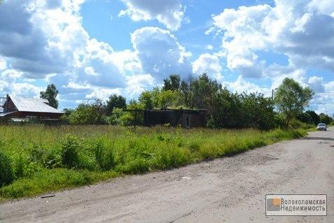 Участок 15 соток под ИЖС в городе Волоколамск (газ по границе) - Фото 1