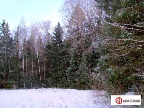 Участок 11.4, Москва, ИЖС, 25 км от МКАД, по Киевскому шоссе - Фото 1