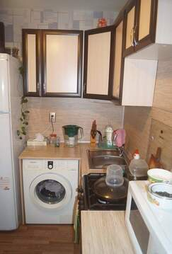 2-комн. кв. 38 м2, кухня 7,5 м2 - Фото 2