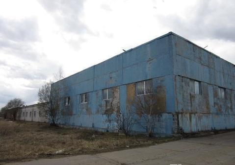 Продается склад д. Смирновка-2 - Фото 1