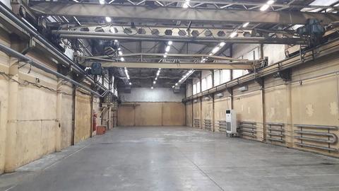 Сдам складской комплекс 1500 кв.м. - Фото 1