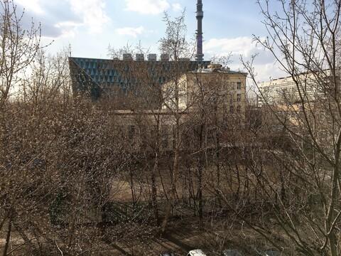 Двухкомнатная квартира рядом с м.вднх, ул.Аргуновская - Фото 1