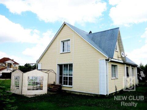 Жилой дом 160 кв.м, большой, красивый участок 15 соток. 20 км МКАД - Фото 1