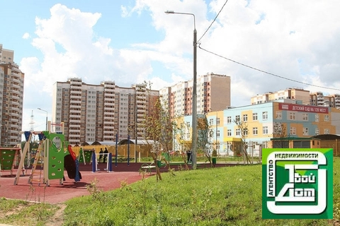 Домодедово, Курыжова, 16 - Фото 1