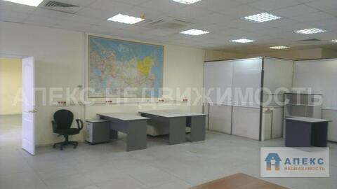 Аренда офиса пл. 462 м2 м. Пролетарская в административном здании в . - Фото 1