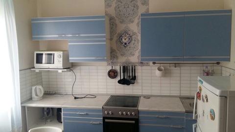 1-квартира 37 кв м у. Кадырова д 8 метро Бунинская аллея - Фото 4
