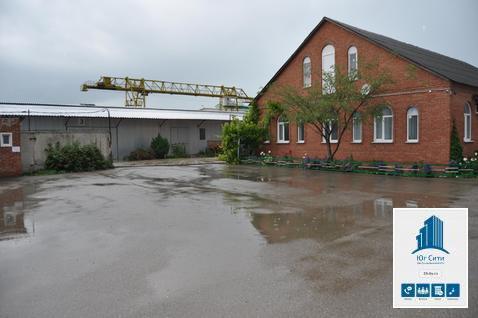 Продаётся производственно-складской комплекс в Краснодаре - Фото 4