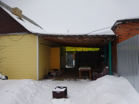 Дом г. Серпухов, р-н Заборье. - Фото 2