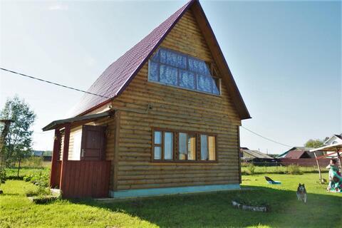 Дом в деревне 99кв.м на участке 17 сот. № Э-1824. - Фото 1