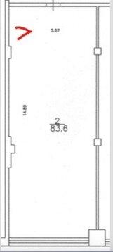 М. Бауманская 10 м.п ул Бакунинская д.69 стр.1. Сдается офис 83,6 кв - Фото 4