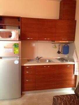 Квартира с 1-ой спальней в Солнечный берег - Фото 4