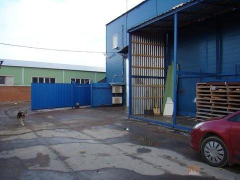 Продажа производственно-складского комплекса, 2000 кв. м - Фото 4