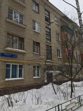 Продается 1-комн. квартира 32 кв.м, м.Румянцево - Фото 1