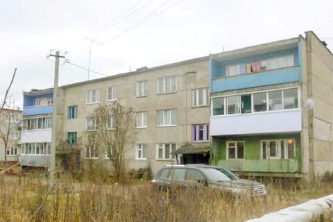 Продам трехкомнатную квартиру в с. Горицы Кимрского района недорого - Фото 1