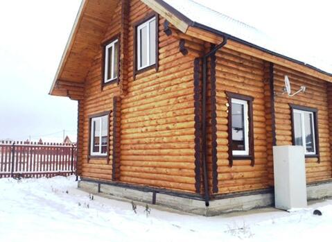 Продаю дом 110 кв.м. на участке 10 соток близ д. Полиносово, - Фото 4