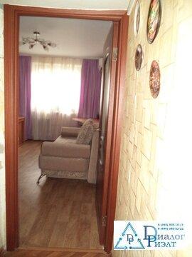 Продается двухкомнатная квартира рядом с метро Рязанский проспект - Фото 5