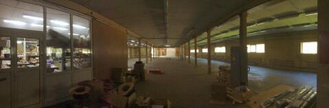 Производственно-складское помещение 2438 м2 г. Климовск - Фото 3