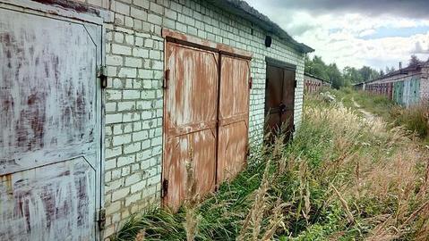 Продаётся гараж-овощехранилище, г. Кимры. - Фото 1