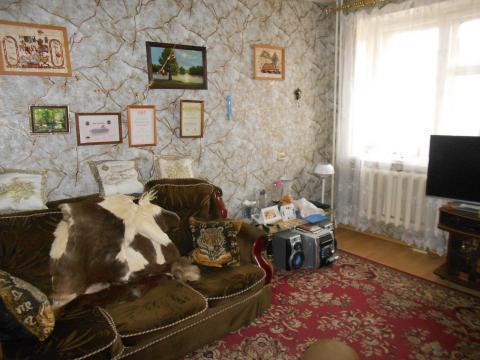 4комнатная квартира в центре, ул.Высоковольтная, д.18, г.Рязань. - Фото 3