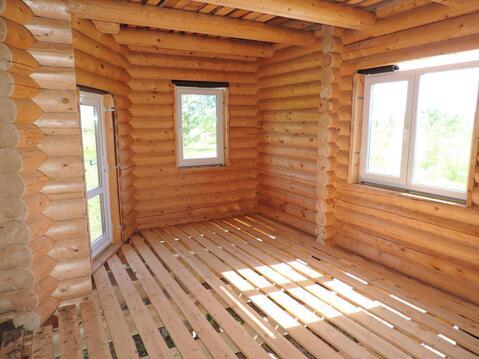 Новый дом из бревна - Фото 5